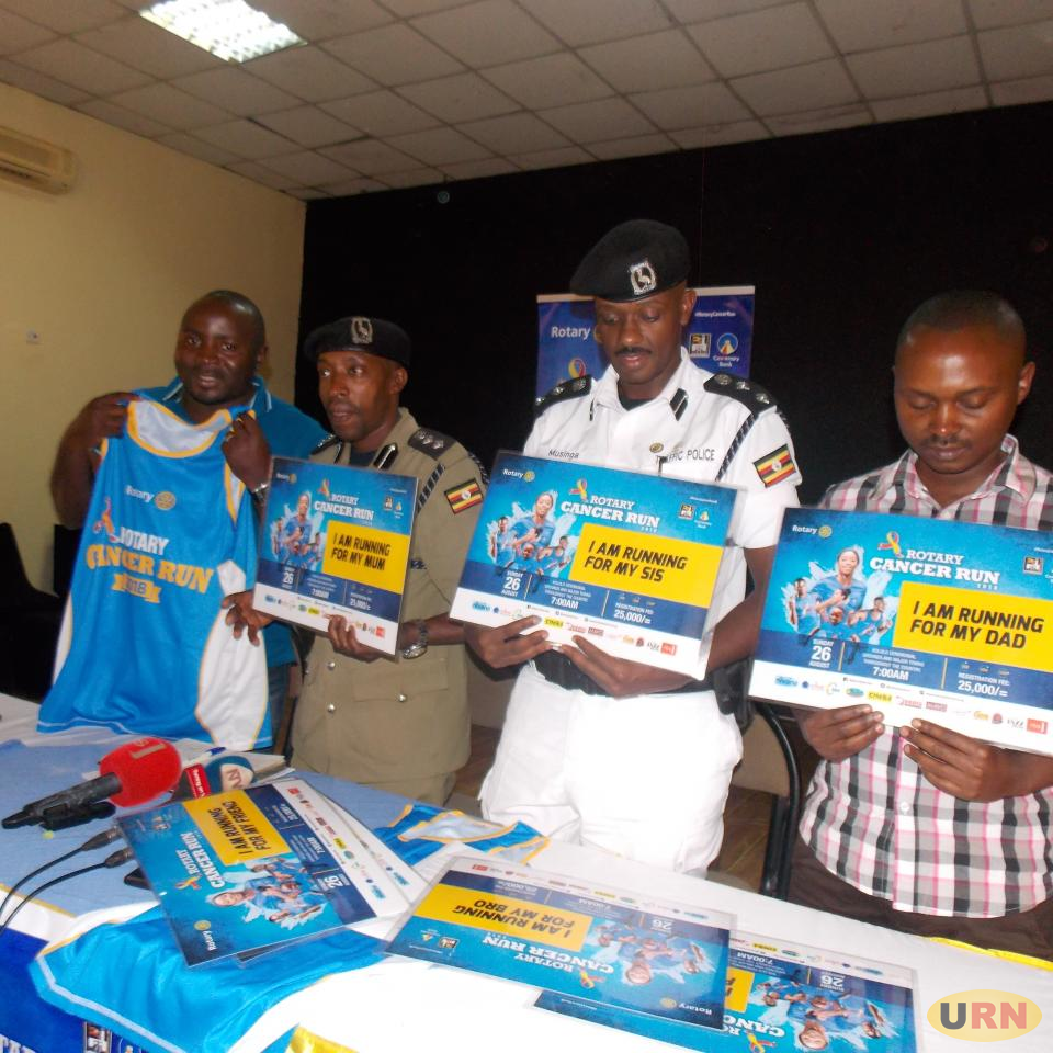 Police Unveil Security, Traffic Guidelines for Rotary Cancer Run