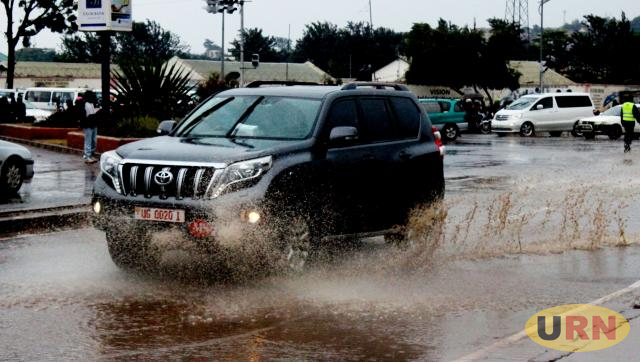 Pictorial: Through the Lens after a Downpour in Kampala :: Uganda  Radionetwork