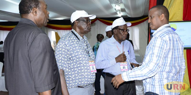 EC Receives Complete Presidential Results from 14 More